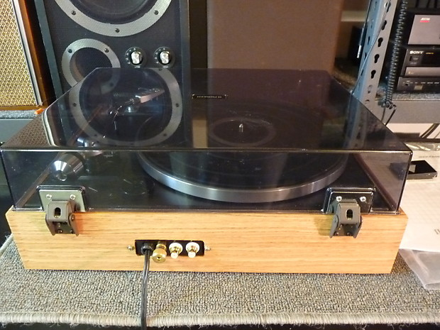 pioneer pl 15d ii restored vintage auto return turntable reverb. Black Bedroom Furniture Sets. Home Design Ideas