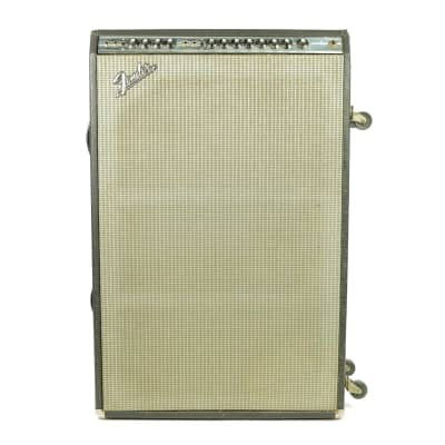 "Fender Super Six Reverb 2-Channel 100-Watt 6x10"" Guitar Combo 1972 - 1976"