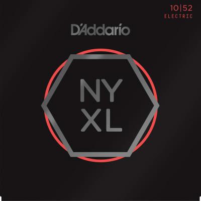 D'ADDARIO NYXL .10-.52 NICKEL WOUND STRINGS