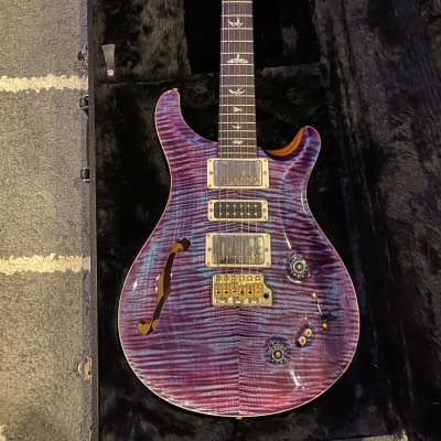 Paul Reed Smith Special 22 Semi-Hollow Limited Edition 10-Top 2018 - 2019 Violet