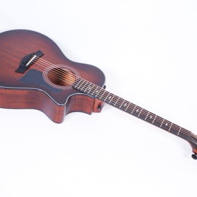 TTaylor 322ce V-Class Mahogany Blackwood Grand Concert ES2 Electronics #49124 @ LA Guitar Sales