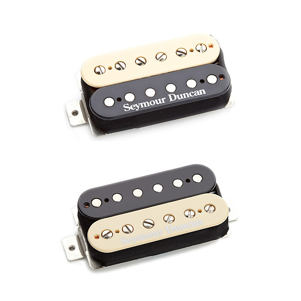 Seymour duncan sh 4 and sh 2n hot rodded humbucker set zebra reverb seymour duncan sh 4 and sh 2n hot rodded humbucker set zebra cheapraybanclubmaster Choice Image