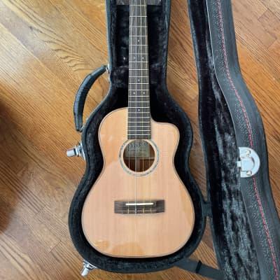 Pono MTSHC- C Cedar/Mahogany Slothead Cutaway for sale