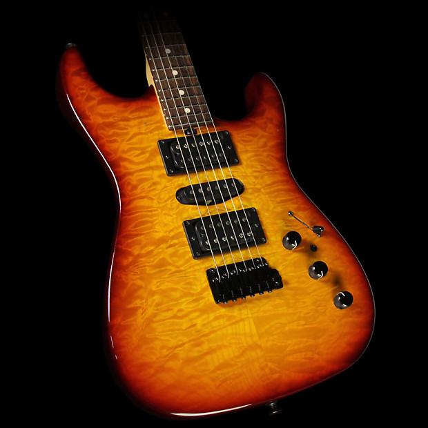 used sadowsky nyc s style electric guitar sunburst reverb. Black Bedroom Furniture Sets. Home Design Ideas