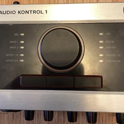 Native Instruments Audio Kontrol 1 Silver/black
