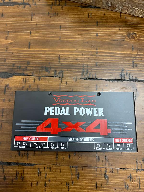 Voodoo Lab Pedal Power 4x4 | Joshua's Gear Shop | Reverb