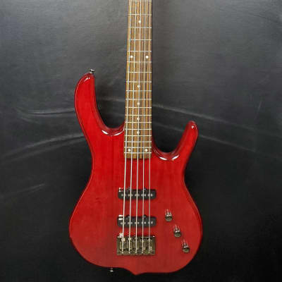 KSD 5 String Red for sale
