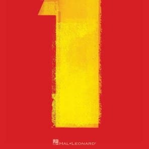 Hal Leonard The Beatles - 1: For Easy Guitar with Riffs & Solos (with Tab)
