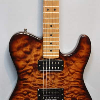 Berlin Custom Guitars Telley Baked Maple for sale