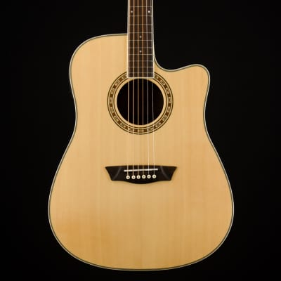 Washburn WD7SCE Acoustic Electric Guitar for sale