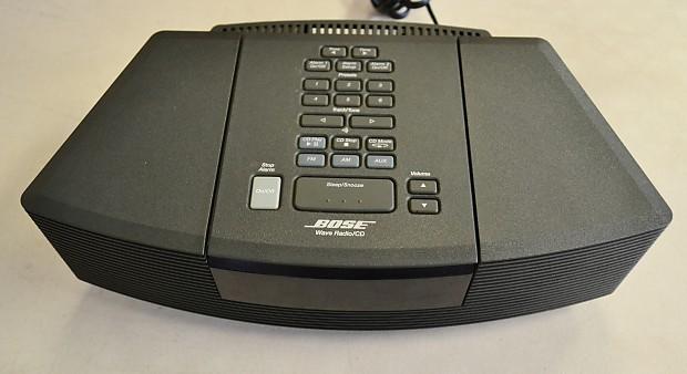 Bose Wave Radio/CD Player Music System AWRC1G *Remote Not ...