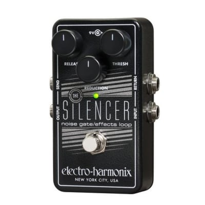 Electro-Harmonix Silencer Noise Gate FX Loop Pedal for sale