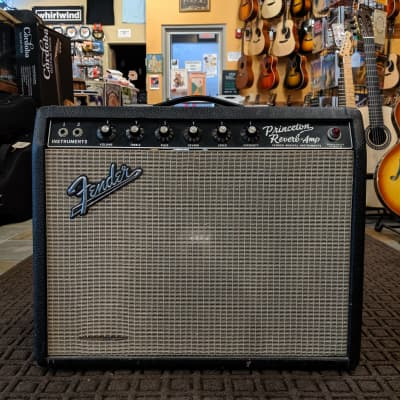 Fender Princeton Reverb 1965 Blackface for sale