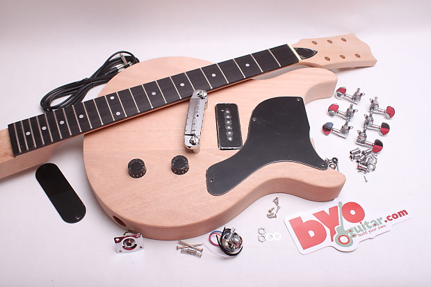 Electric Guitar Construction: A Guide for the First-Time Builder