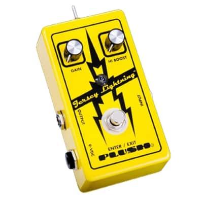 FUCHS Plush Jersey Lightning EQ Boost Bass Effects Pedal