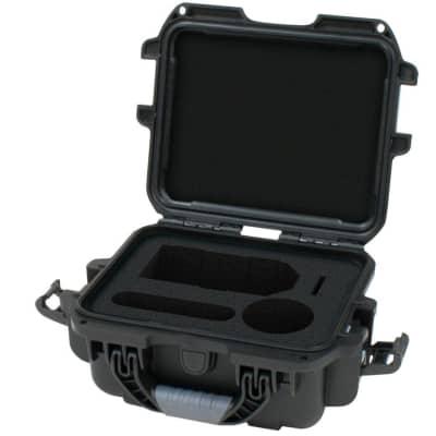 Gator Cases GU-ZOOMH4N-WP Black Waterproof Case for Zoom H4N Handheld Recorder