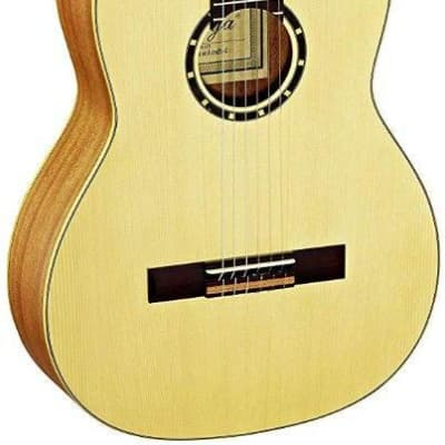Ortega Guitars R133 Family Series Pro Nylon 6-String Guitar  - Blem #XZ132