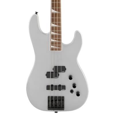 Jackson X Series Signature David Ellefson 30th Anniversary Concert Bass CBX IV - Quicksilver Pre-Ord