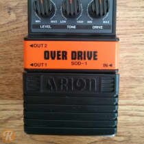 Arion SOD-1 Stereo Overdrive image
