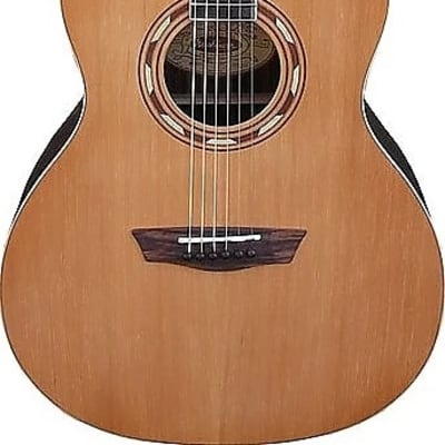 Washburn WG026S Woodline Series Grand Auditorium Style 6-String Acoustic Guitar - (B-Stock)