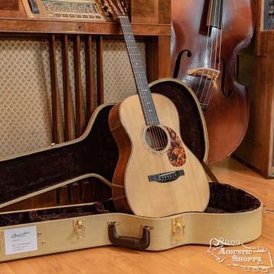 Boucher Limited Edition Koa Heritage Goose w/ Torrefied Adirondack Spruce Top #6 of 10 for sale
