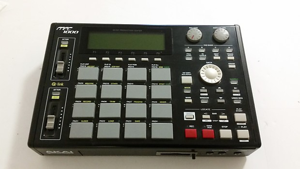 Akai MPC 1000 Music Production Center Drum Machine MPC1000 FREE Shipping