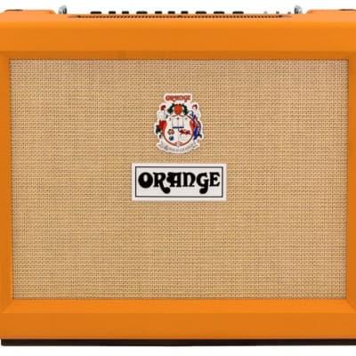 Orange RK50C MKIII 212 Rockerverb MK3 50 Watt 2 Channel 2x12 Combo Guitar Amplifier for sale