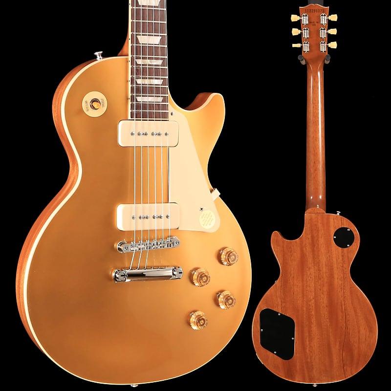 Best Electric Guitar Vst 2020 Gibson LPS5P900GTNH1 Les Paul Standard '50s P90 2020 Gold   Reverb