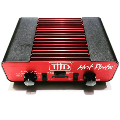 THD Hot Plate 4 Ohm Red Guitar Amp Attenuator Load Hotplate for sale