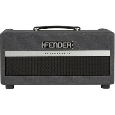 Fender Bassbreaker 15 Guitar Amplifier Head