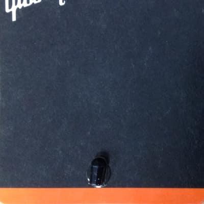 Gibson- PRTK-010, toggle switch cap, black