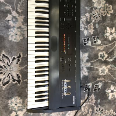 Ensoniq ASR-10 Sampling Keyboard!