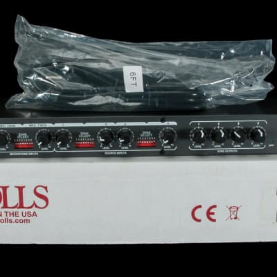 Rolls  RM64 Four Zone Mixer