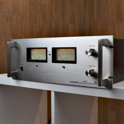 Pioneer SPEC-2 Stereo Power Amplifier