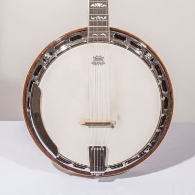 1970's Ibanez BJ350 Mountaineer (Chrome) 5-String Banjo w/ Case for sale