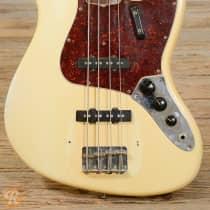 Fender Jazz Bass 1966 Olympic White image