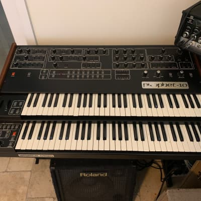 Sequential Circuits Prophet 10 1982 Synthesizer