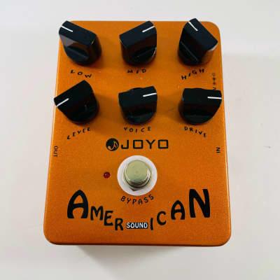 Joyo JF-14 American Sound Overdrive *Sustainably Shipped*