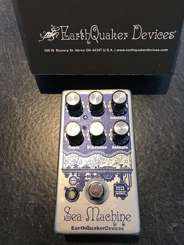 Earth Quaker Devices : earthquaker devices sea machine v2 super chorus reverb ~ Russianpoet.info Haus und Dekorationen