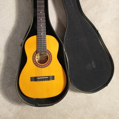 Acoustic Guitar Montana CL 12 - Made in Romania - Hand Crafted Quality - 1990s ? Classical w Case for sale