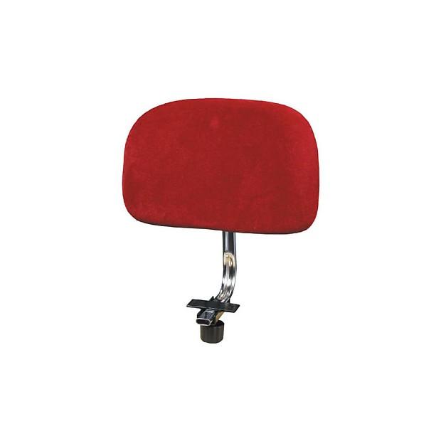 roc n soc drum throne backrest red reverb. Black Bedroom Furniture Sets. Home Design Ideas