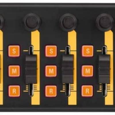 Korg nanoKONTROL2 Slim-Line USB MIDI Control Surface Limited Edition- Orange