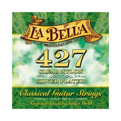La Bella 427 Nylon Classical Guitar Strings