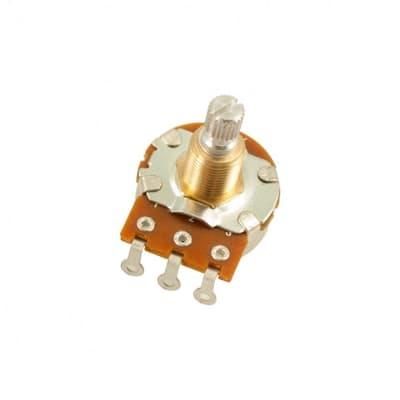 Bourns PDB24-500NL-1 No Load Guitar Potentiometer  & plusmn;20% Tolerance 500 kohm - Linear Taper -