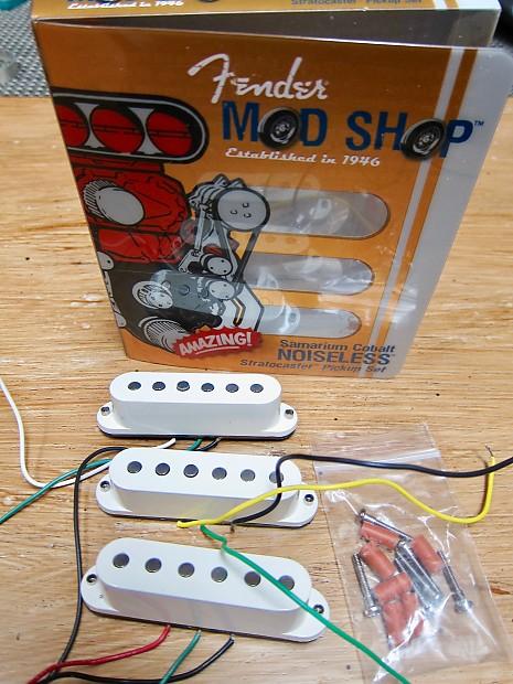 Fender Mod Samarium Cobalt