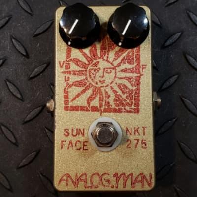 Analogman Sun Face Fuzz NKT275 NKT 275 Red Dot Standard FREE SHIPPING