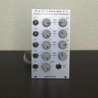 Doepfer A-137-2 Wave Mult II Voltage Controlled Wave Multiplier