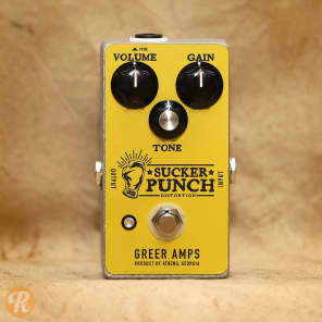 Greer Sucker Punch