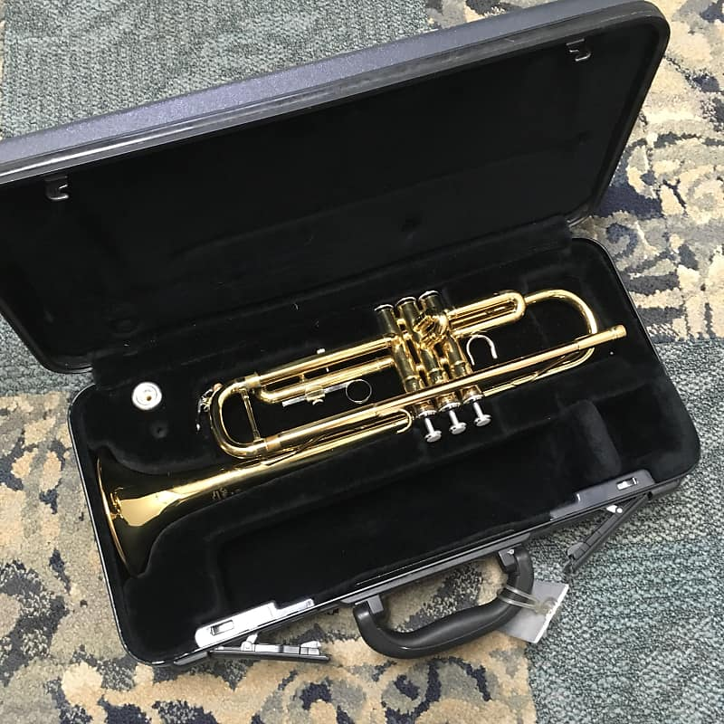 Yamaha Ytr200ad Student Trumpet | Uncle Jon's Music | Reverb