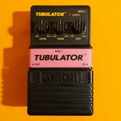 Arion MTE-1 Tubulator w/box & catalog - based on the Ibanez TS808 Tube Screamer - JRC4558D for sale